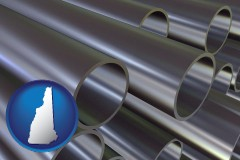 new-hampshire metal pipes
