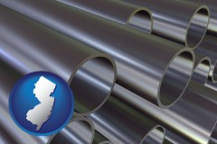 new-jersey metal pipes