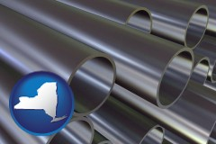 new-york metal pipes