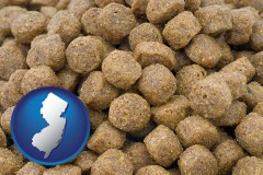new-jersey a pet food macro photo