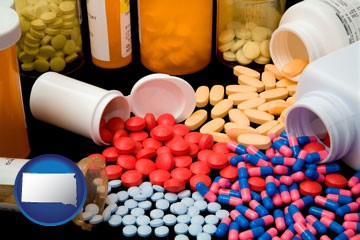 pharmaceutical products - with South Dakota icon