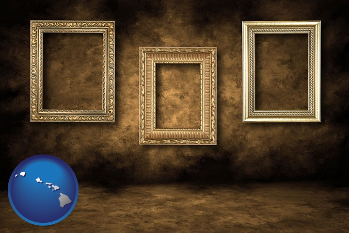Picture Frames Manufacturers Wholesalers In Hawaii