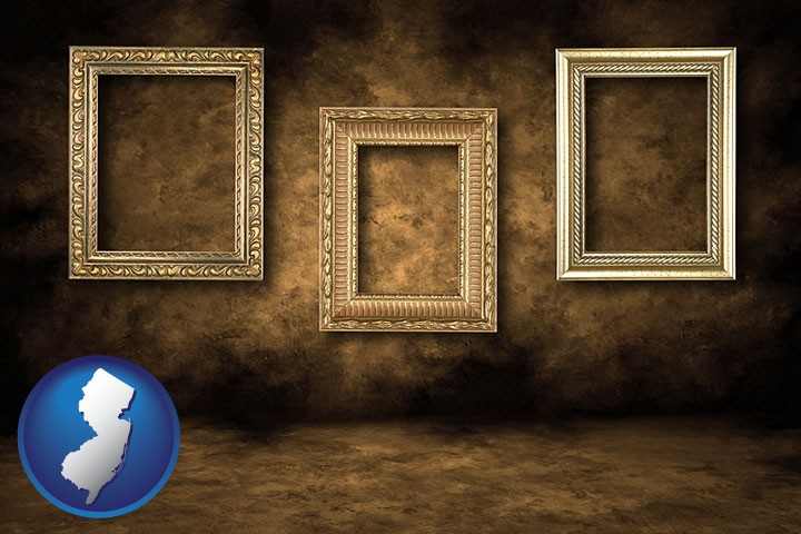 Picture Frames Manufacturers & Wholesalers in New Jersey