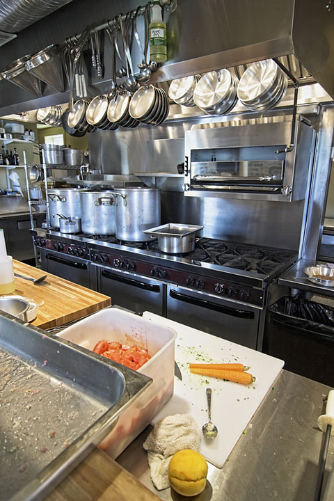 Commercial Kitchen Requirements Maine