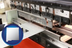 new-mexico a sheet metal bending machine