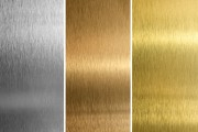 sheet metal surface textures