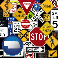 nebraska road signs