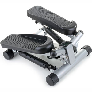 a stepper exercise machine