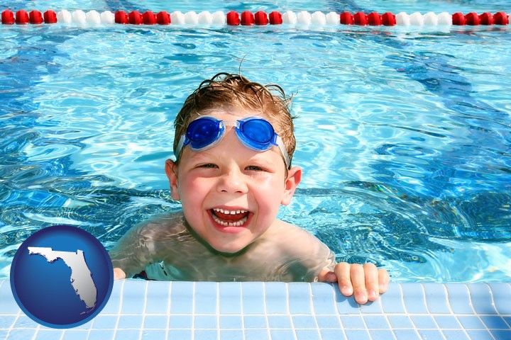 Swimming pools manufacturers distributors in florida for Swimming pool manufacturers