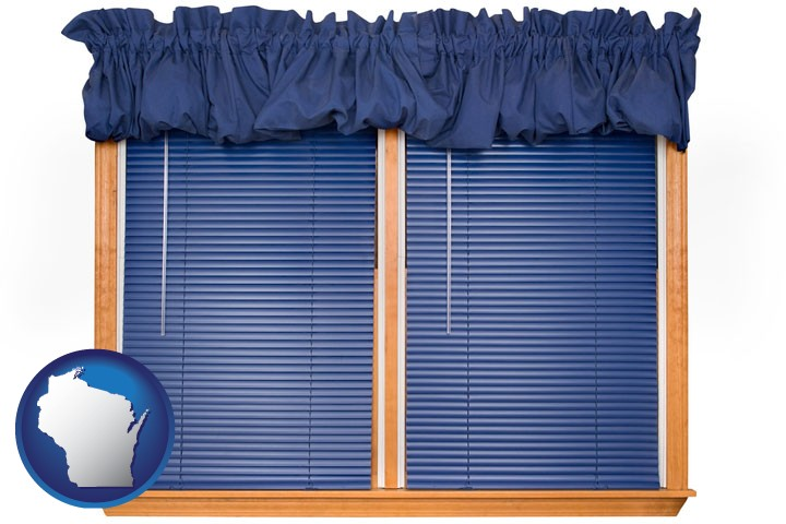 window coverings manufacturers wholesalers in wisconsin